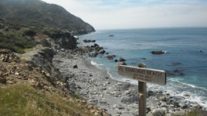 Starlight Beach - End of the Trans-Catalina