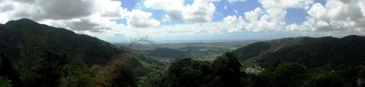 From El Yunque to the Coast