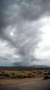 Storms across Nevada