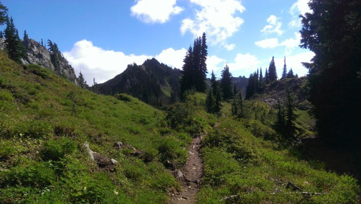 The Miracle Mile on the High Divide