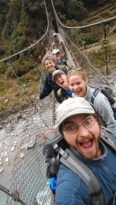 Bridge selfie!