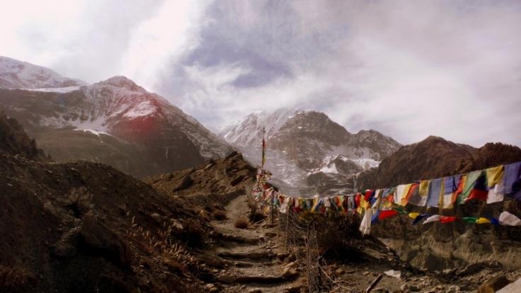 Up Gangapurna